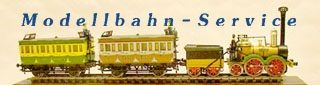 Modellbahn-Service