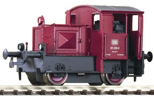 HO, Kleinlokomotive - Kö I  DB, analog DC
