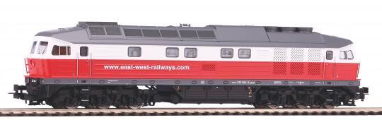 HO, BR 232 454-6 SRP Ep. IV, analog / DC / Privatbahn