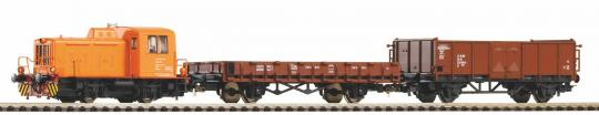 HO, Start-Set Güterzug mitTGK2 und SmartControl